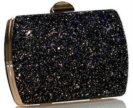 32ec34408c Axel clutch bag 1005-1126 black