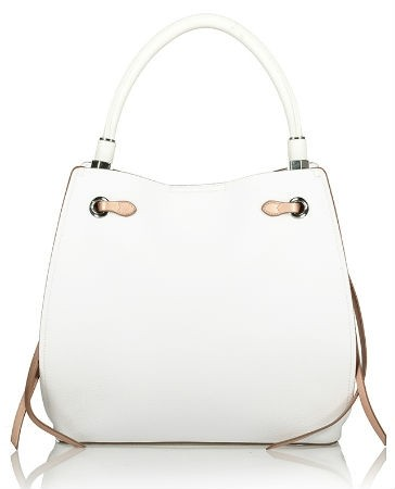 ae28188111 Axel Laetitia shoulder bag 1010-2206 white