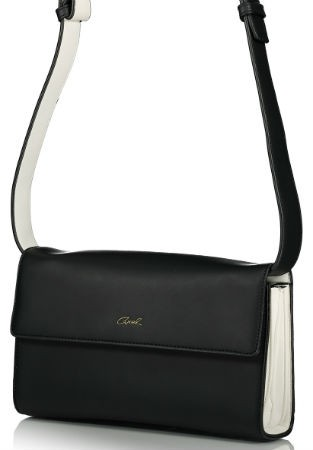 9d9eeaa786 Axel Janet bag with adjustable strap 1020-0277 black