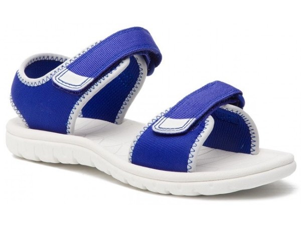 Clarks Surfing Tide T blue synthetic 26140855