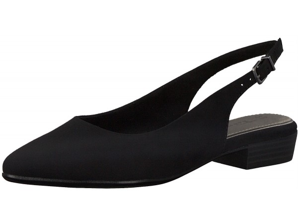 Tamaris 1-29403-24 004 black suede