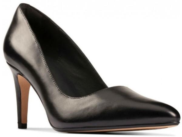 Clarks Laina Rae 2 26154695 black leather
