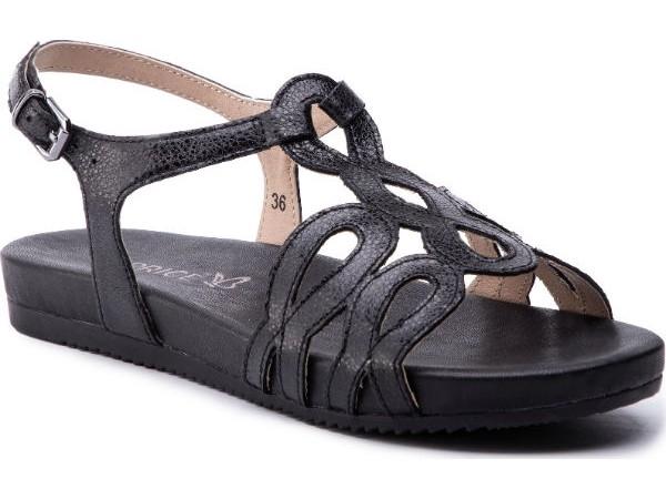 Caprice 9-28102-22 088 black glitter