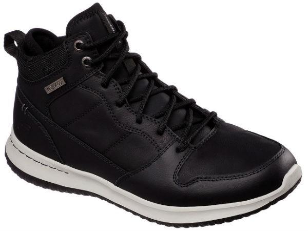 Skechers 65801 Delson selecto black
