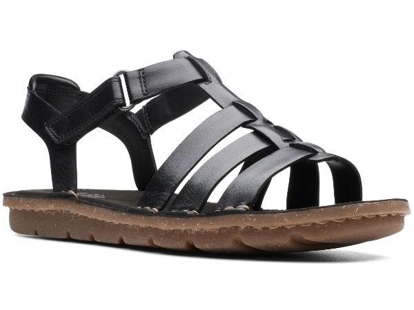 Clarks Blake Jewel 26139898 black leather