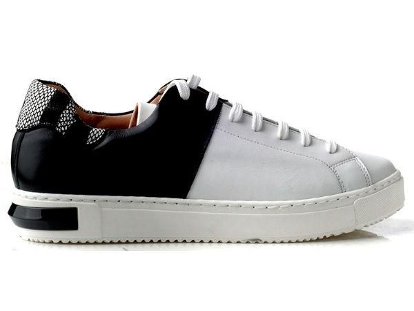 Chaniotakis tresor 2607 white-black