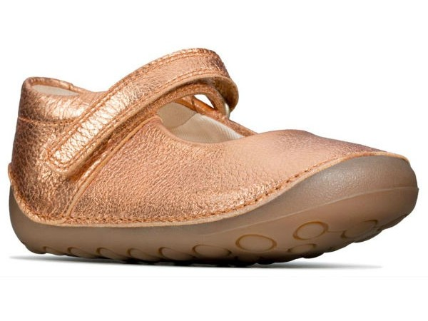 Clarks Tiny Mist T 26147009 bronze metallic