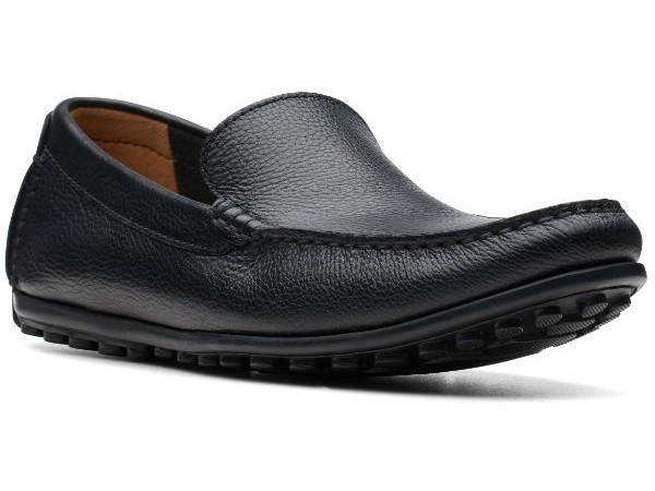 Clarks Hamilton Free 26119920 black leather