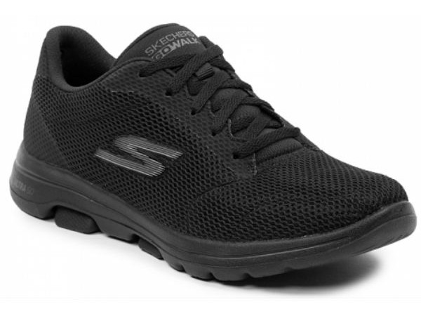 Skechers 15902 Go Walk 5 lucky black