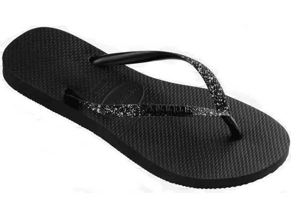 Havaianas slim glitter 4143975.0090.F17 black