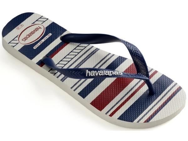 Havaianas Top Nautical 4137126.5035.M18 white/navy/white