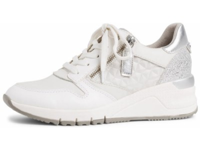 Tamaris 1-23702-24 117 white leather