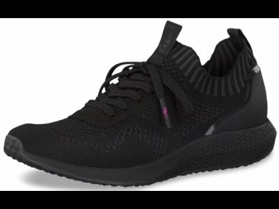 Γυναικεία sneakers Tamaris 1-23714-25 075 black/dk.grey