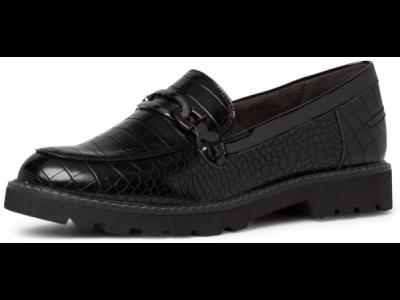 Tamaris 1-24601-25 028 black croco