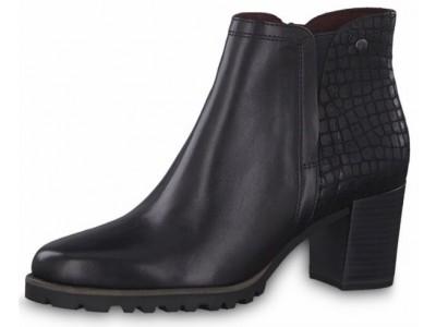 Tamaris 1-25081-23 081 black/croco