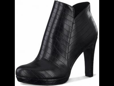 Tamaris 1-25086-25 028 black croco