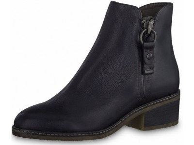 Tamaris 1-25356-23 003 black leather