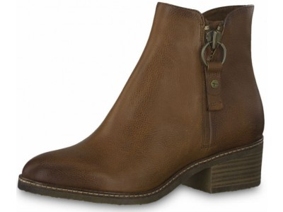 Tamaris 1-25356-23 348 cognac leather