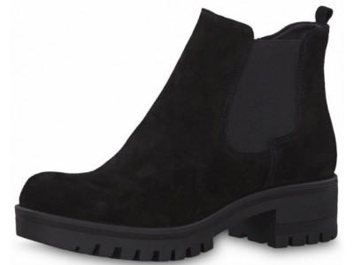 Tamaris 1-25435-23 004 black suede