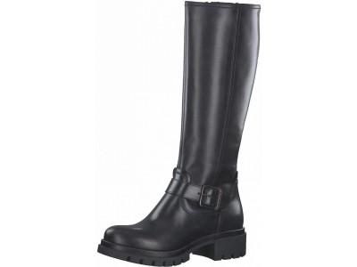 Tamaris 1-25621-27 003 black leather