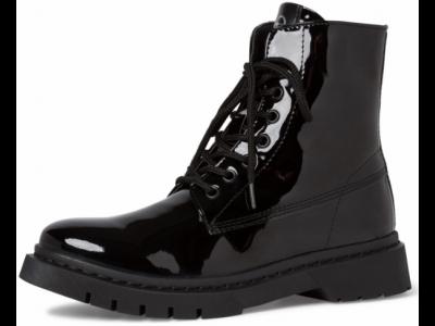 Tamaris 1-25833-25 018 black patent