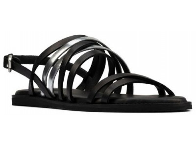 Clarks Karsea Ankle 26158494 black