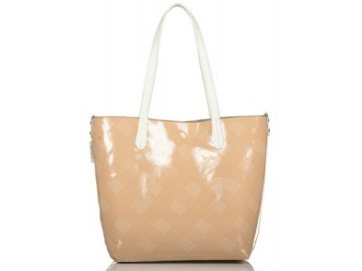 Axel Dilla shopper bag with extra pouch 1010-2263 pink