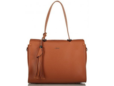 Axel shoulder bag Catherine 1010-2312 camel