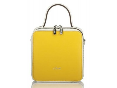 Axel Handbag with long strap 1010-0270 acid