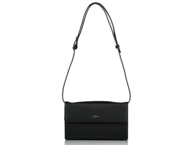 Axel Janet bag with adjustable strap 1020-0277 black