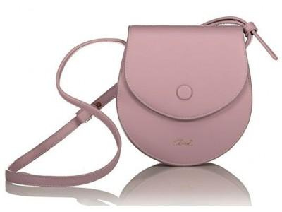 Axel Domenica semicircular bag 1020-0359 lilac