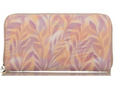Axel Summer wind zip wallet 1101-1198 lilac