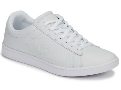 Lacoste carnaby evo 319 sfa wht/wht leather