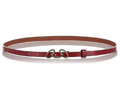 Axel Leather belt 1609-0063 chili pepper