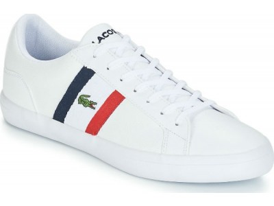 Lacoste Lerond 119 3 cma wht/red/nvy
