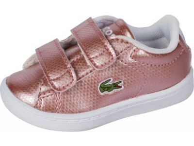 Lacoste Carnaby evo 119 sui pink/wht