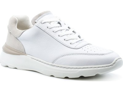 Clarks Sprint Lite Lace 261583397 white leather