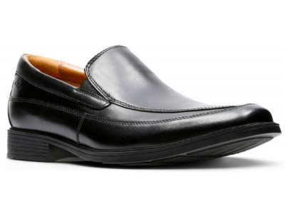 Clarks Tilden Free 26110312 black leather