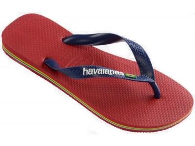 Havaianas Brasil Logo 4110850.1440.M18 red
