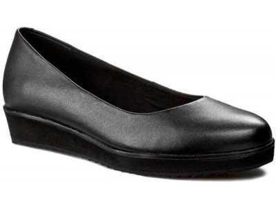 Clarks Compass Zone 261010045 black leather