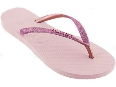 Havaianas slim glitter 4143975.0076.F72 ballet rose