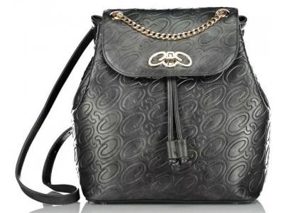 Axel Alena backpack axel monograms chain 1023-0246 130 dark grey