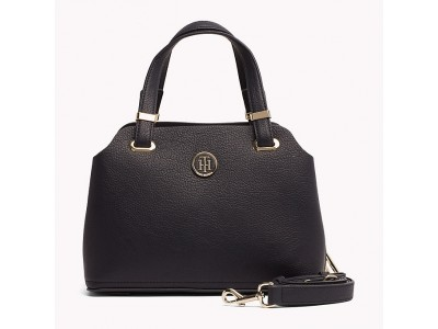 Tommy Hilfiger MONOGRAM SATCHEL BAG
