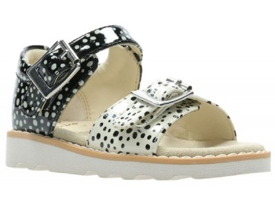 Clarks Crown Bloom T black interest 26141123