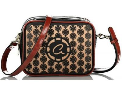 Axel Castilla bag double zip closing 1020-0431 003 black