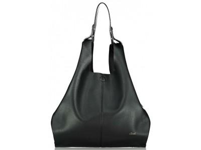 Axel Celosia shoulder bag interior pouch 1010-2461 003 black