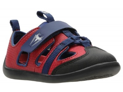 Clarks Play Spider T red 26142274