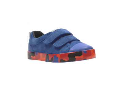 Clarks City Vine Lo blue camo 26137752