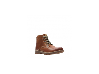 Clarks Comet Rock tan leather 26138444