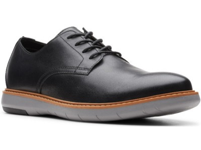 Clarks Draper Lace 26149633 black leather
